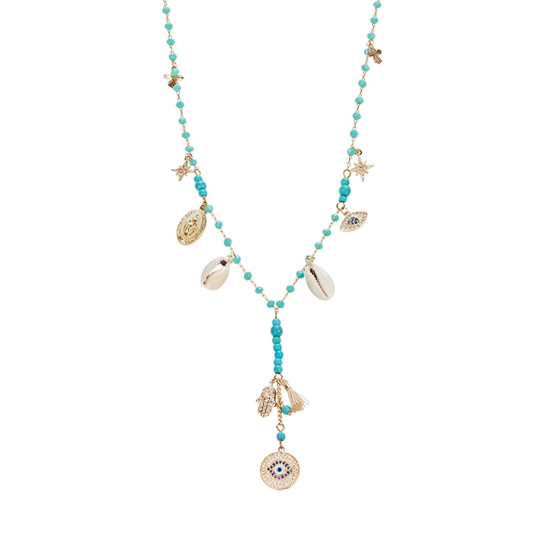 Faith turquoise