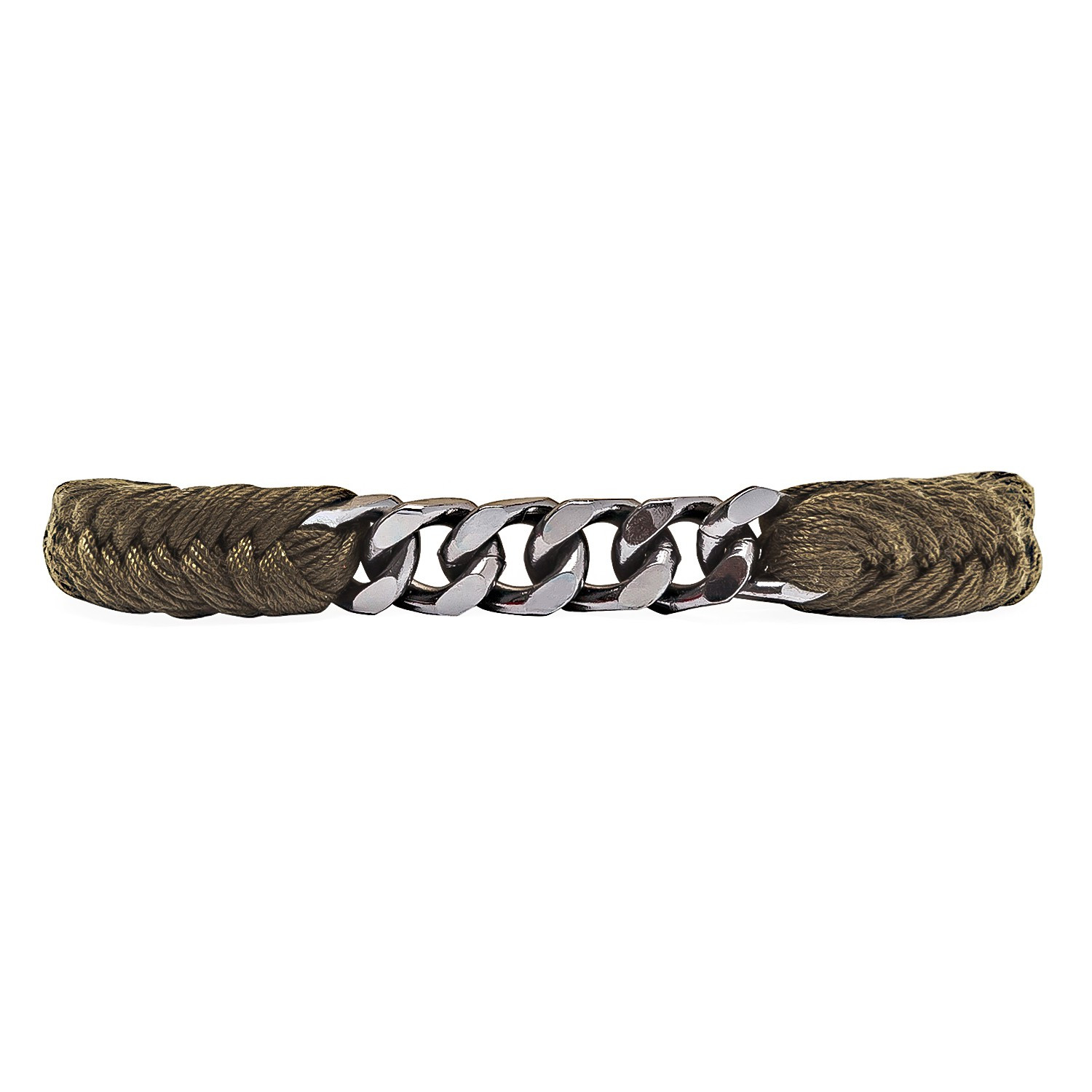done khaki men's bracelet